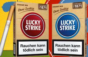 lucky strike kostenlos
