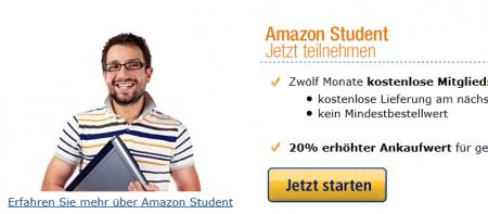 amazon student kostenloses jahr