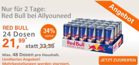 24er Red Bull Tray Ab 19 Bei Allyouneedcom Monsterdealzde