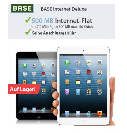 apple ipad mini 16 gb wi fi cellular base vertrag mit. Black Bedroom Furniture Sets. Home Design Ideas