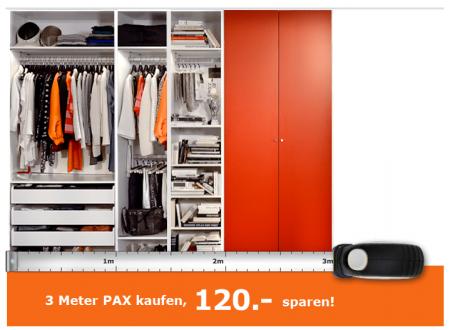 Ikea Pax Kleiderschrank Mit 40 Rabatt Je Meter Kaufen Monsterdealzde
