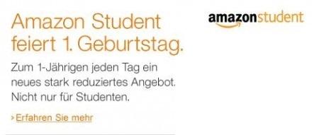 Amazon prime 1 jahr kostenlos student