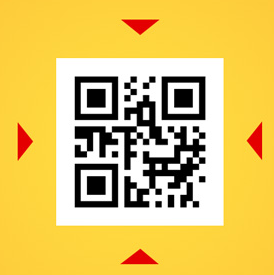 2 gutschein ber die lieferheld app via qr code scan. Black Bedroom Furniture Sets. Home Design Ideas