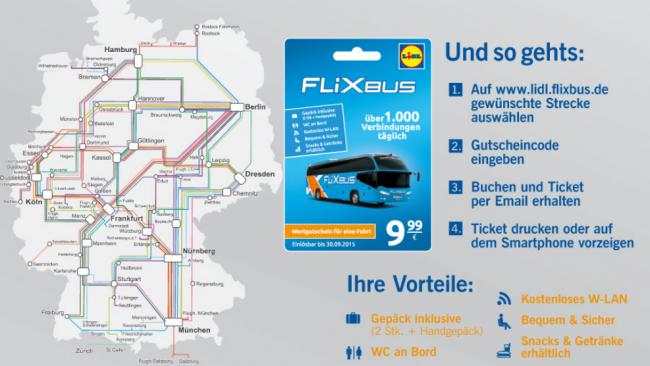 wo gibt es flixbus gutscheine