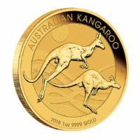 1 oz Gold Känguru 2018 -