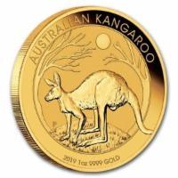 1 oz Gold Känguru 2019 -