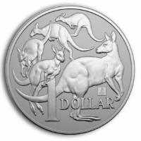 1 oz Silber 1 Dollar