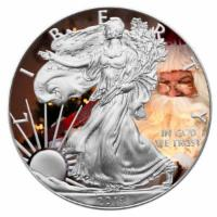 1 oz Silber American