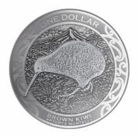 1 oz Silber Kiwi