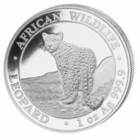 1 oz Silber Somalia