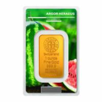 1 oz Goldbarren Heraeus