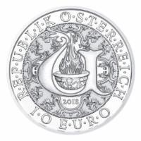 10 Euro Silber Uriel -
