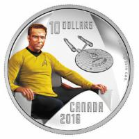 10 Kanada Dollar Silber