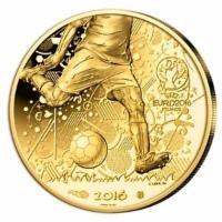 100 Euro Fussball EM