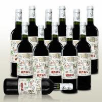 12 Fl. Gute-Laune-Rotwein