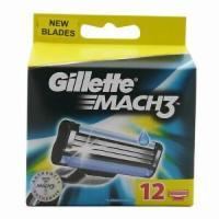 12 Gillette Mach3