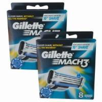 16 Gillette Mach3