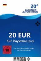 20 EURO PSN PlayStation