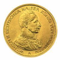 20 Mark Gold Kaiser