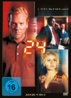 24 - Staffel 1 Action DVD
