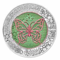 25 Euro Silber - Niob