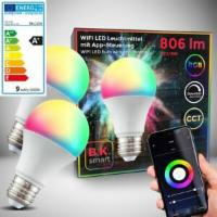2x LED Smart Leuchtmittel