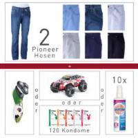 2x Pioneer Herren Hosen &