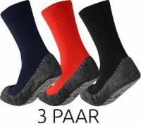 3 Paar COSY FEET Socken