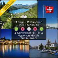 3 Tage 2P 5 Hotels