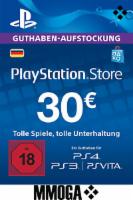 30€ PSN DE Playstation