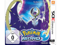 3DS Pokemon Mond