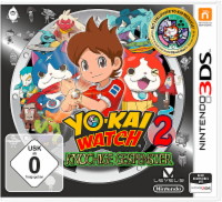 3DS Yo-Kai Watch 2 -