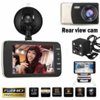 "4"" Full HD Auto DVR"