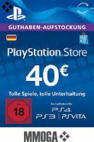 40 EURO PSN PlayStation