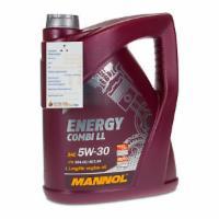 5 Liter SAE 5W-30 Mannol