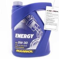 5 Liter MANNOL Energy
