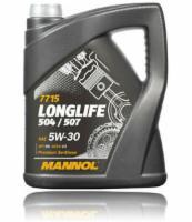 5 Liter Mannol Longlife