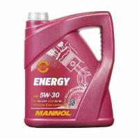 5 Liter MANNOL SAE 5W-30