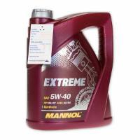5 Liter MANNOL SAE 5W-40