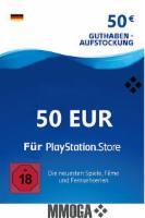 50€ PSN Playstation