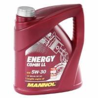 5W-30 Motoröl 5L Mannol