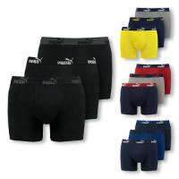 6er Pack PUMA Boxershorts