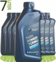 7 x 1 L BMW TwinPower