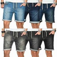 A. Salvarini Herren Jeans