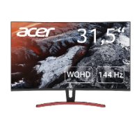 ACER ED323QURA Monitor