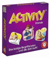 Activity - Friends