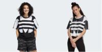 Adidas Damen Bauchfrei
