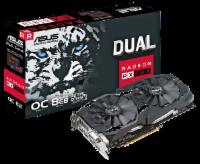 ASUS Radeon RX 580 Dual