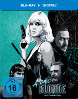 Atomic Blonde auf Blu-ray