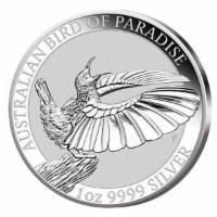 Australien 1$ Silber 2018